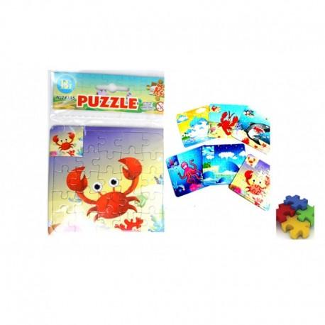 Puzzle Ocean Enfant pour les menus enfants aux restaurants