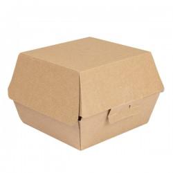 Boîtes hamburger carton nano-micro Medium (x500)
