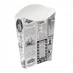 Large boîte à frites en carton (x1000)
