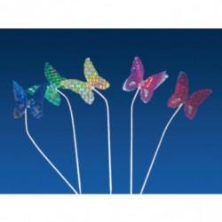Assortiment papillon métallisés