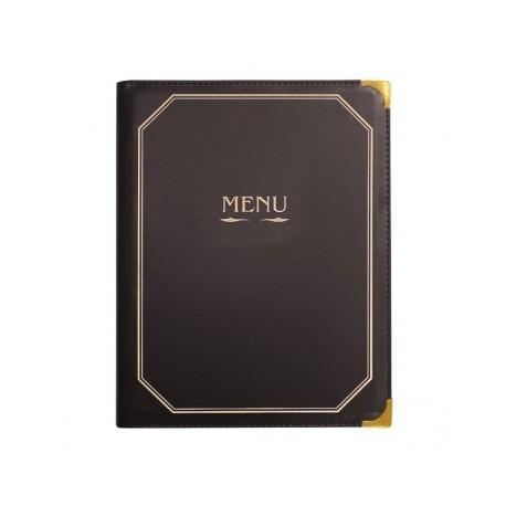 Porte menus - 8 pochettes
