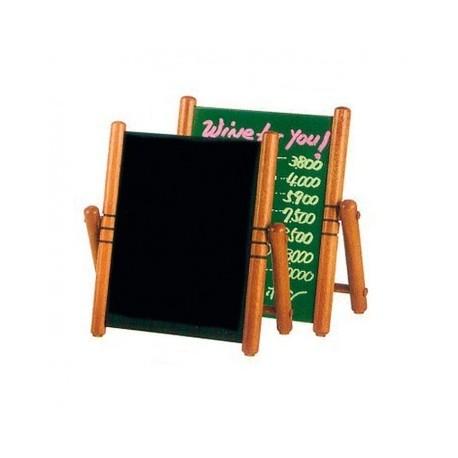 Panneau / Ardoise de table - Bois