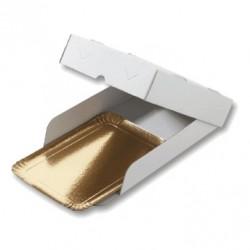 Boîte microcannelure - Pour plateau