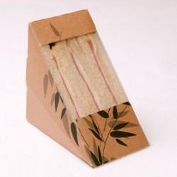 Boîte triangulaire - Triple