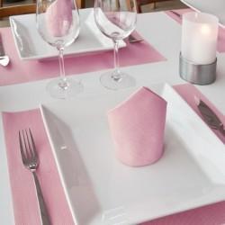 Set de table voie sèche