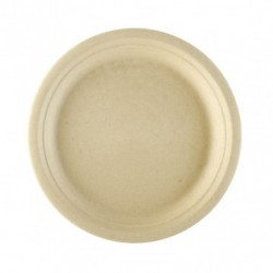 Assiette 30cm - Canne à sucre (x200)