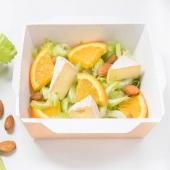 | Emballage Carton  La boîte pour présenter vos salades! 🥗 Rectangulaire et résistante aux graisses...💪🏻 A découvrir sur foodbazar.fr 😎 . . . . . #emballagecarton #boitesalade #emballagesalade #venteaemporter #fournisseur #foodbazar