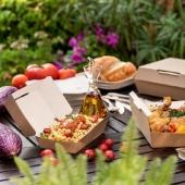 Les nouvelles boîtes repas sont disponibles sur FoodBazar.fr ! ☀️  #emballage #emballagealimentaire #restauration #fournisseur #lunchbox #plataemporter #boiteencarton #foodbazar