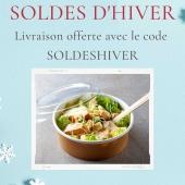 Direction le site FoodBazar.fr 🤩  L'emballage alimentaire et les accessoires pour les professionnels de la restauration au meilleur prix !  #foodbazar #soldes #codepromo #emballagealimentaire